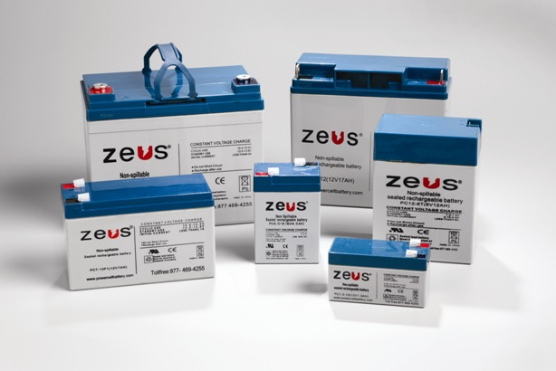 Lead acid bike batteries
