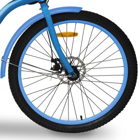Hurricane beach Cruiser Wheel