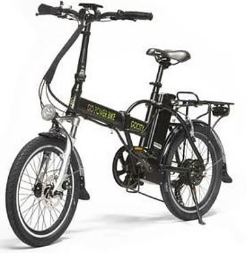 Go city folding bike