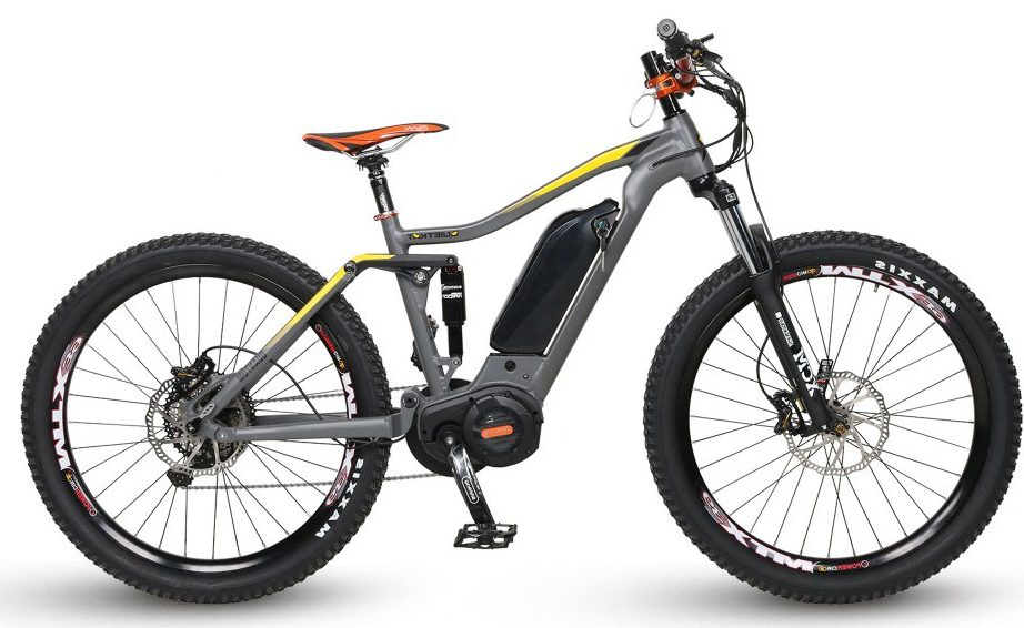 2019 Quietkat Quantum Mountain Bike